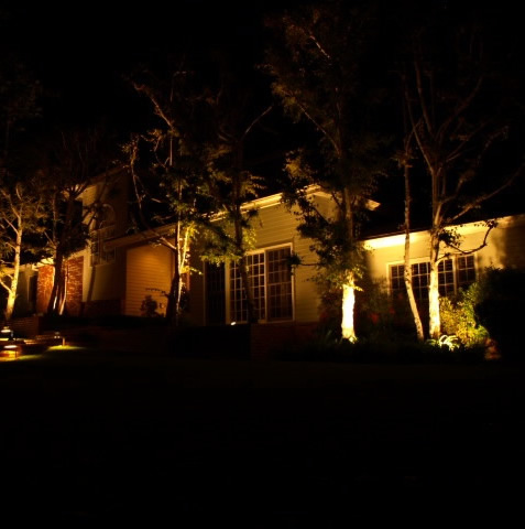 landscape lighting dos vientos