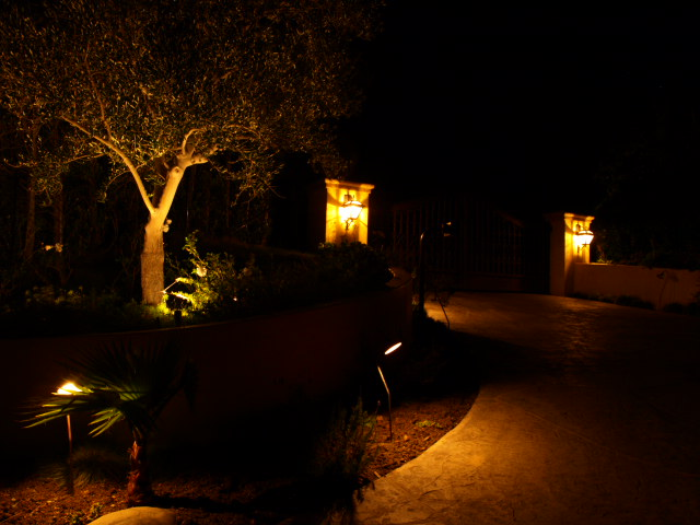 dos vientos outdoor lighting